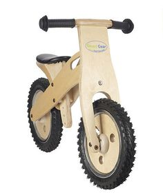 Look what I found on #zulily! Classic Smart Balance Bike by Smart Gear #zulilyfinds