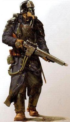 Badass Imperial Guard - Imgur