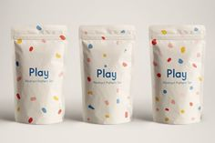 Ad: Play Abstract Pattern Set by Emma Make on Abtract Playful Patterns and Artboard Set Made with a paintbrush and vectorised in illustrator for simple digital designs. Kids Packaging, 2 Logo, Layout, Packaging Design Inspiration, Pattern Paper, Abstract Pattern, Play, Web Design, Creative