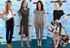 Fab 5: Teen Choice Awards 2013