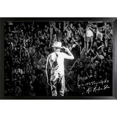 The Tragically Hip are Gord Downie, Paul Langlois, Rob Baker, Gord Sinclair & Johnny Fay. Rock Posters, Concert Posters, Tragically Hip Concert, Black And White Canvas, Music Bands, Music Is Life, Cool Bands, Custom Framing