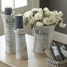 Nouvelles Candle Holder | Ballard Designs
