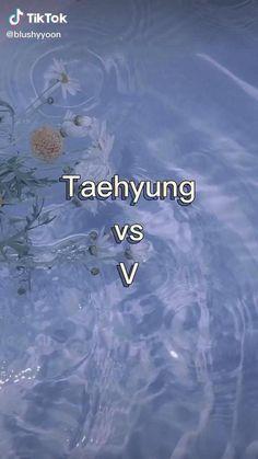 S Videos, Bts Funny Videos, V Bts Cute, I Love Bts, Kim Taehyung Funny, Bts Taehyung, Bts Memes, K Pop, V Bta