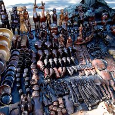 Malawi's Arts and Crafts?  No, Malawi's culture and one of its businesses ...