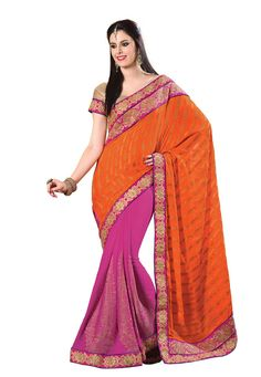 Classic Party Wear Saree 5700/-