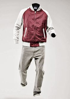 The Style Examiner: G-Star RAW by Marc Newson Spring/Summer 2014 menswear collection