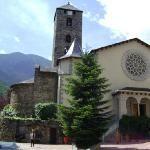 Iglesia de Sa Esteve, Andorra la Vella, Andorra.