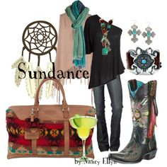 Cowgirl Chic and rOCKIN SOME gYpSy sOuLe!!!!!! Thats right....