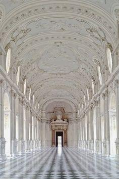 palace of venaria | turin, italy