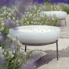 17-Wick Patio Citronella Candle in Outdoor Living ENTERTAINING Sun + Insect Protection at Terrain
