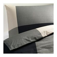 BRUNKRISSLA Duvet cover and pillowcase(s) - Twin - IKEA