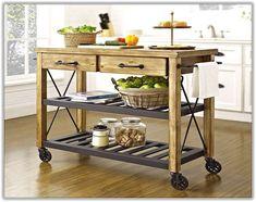 Trolley Keuken Ikea : Diy ikea roltafel pimpen naar landelijk exemplaar bijzettafel