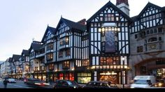 """""""Liberty is one of the last great emporiums for innovative and eclectic design. The magnificent Tudor building, situated in the heart of London since 1875, remains the destination of choice for people who are looking for a unique shopping experience."""""""