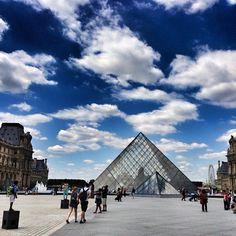 Musée du Louvre itt: Paris, Île-de-France