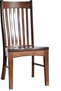 Fine Dining Amish Furniture Styles: Introducing The Premier Frame Chair  Series By Amis.