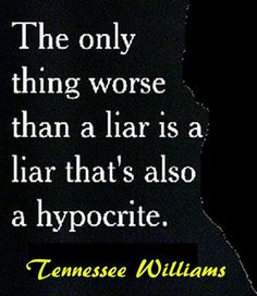 Truth! Exactly why some people are no longer in my life.... You just can't trust a liar that clearly has nothing better to do than make up lies about other people! Misery loves company...