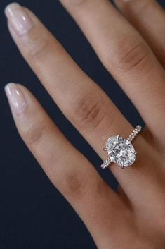 A gemstone solitaire may be the essential diamond engagement ring. Although other diamond engagement ring settings fall and rise in recognition, a solitaire ring is really a classic with constant, … Dream Engagement Rings, Engagement Ring Settings, Vintage Engagement Rings, Engagement Rings White Gold, Engagement Bands, Perfect Engagement Ring, Wedding Engagement, Diamond Solitaire Rings, Diamond Wedding Rings