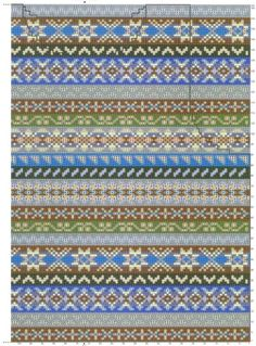 Fair Isle patterns to possibly use someday. Mehr More