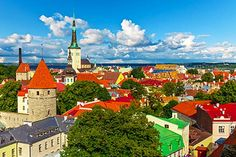 отели Таллина | #travel