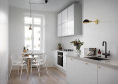 Helsinki, Kitchen Island, Building, Table, Furniture, Instagram, Home Decor, Island Kitchen, Decoration Home