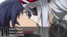 Nightcore - Heart Attack