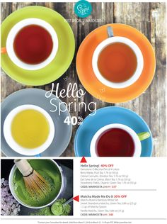 Host Exclusive | Steeped Tea