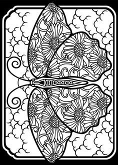 Pin by Laura Webster on Art | Adult coloring pages, Coloring pages ...