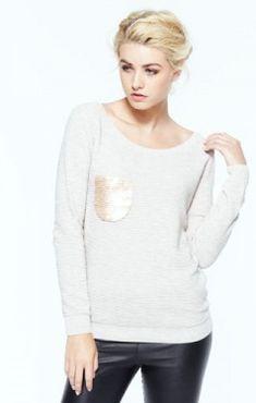 Chain Sweater