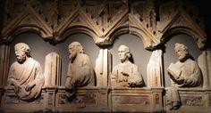 Siena Museo Opera del Duomo Giovanni Pisano and his school (my photo)