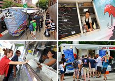 A Guide To University City's Awesome Food Truck Scene, Courtesy The Insiders At Penn Food Magazine Penn Appétit