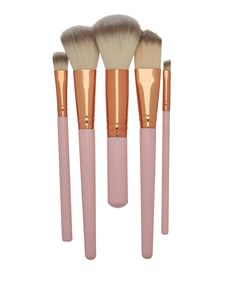 BRUSH WITH FAME PINK & ROSE GOLD