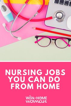 If you're looking to leave the clinical environment and ditch the commute, here are some great home-based and online nursing jobs to check o. Work From Home Jobs, Make Money From Home, How To Make Money, How To Become, Nurse Teaching, Teaching Jobs, New Nurse, Nursing Career, Nursing Schools