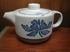 Midwinter Wedgewood Pottery Teapot