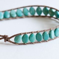 """Lines Across"": Beaded Hemp Bracelet (and 15 tutorials to add beads to friendship bracelets)"