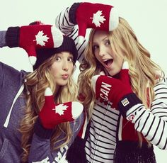Chloe Dufour-Lapointe & Justine Dufour-Lapointe #FreestyleSkiing #Moguls Olympics