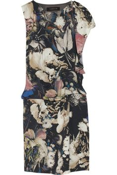 On trend for fall 2013: dark florals