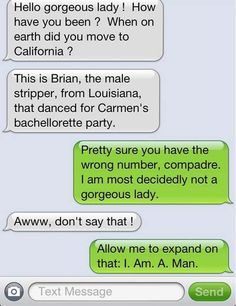 35 Perfect Responses To Wrong Number Texts That Make The World A Better Place