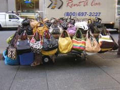 Canal Street Shopping, New York Shopping