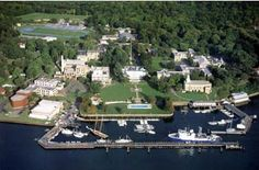 United States Merchant Marine Academy - Walter Chrysler's estate, Kings Point, NY