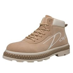 Autumn winter men's boots shoes casual Martin boots //Price: $17.38 & FREE Shipping //     #interior #decor #homedecor