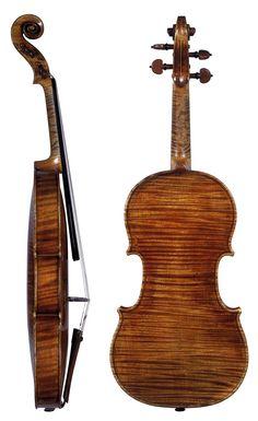 """Antonio Stradivari """"IL CREMONESE"""" Cremona, 1715 Carlo Vettori Maestro Liutaio - Magazine Arte Liutaria"""