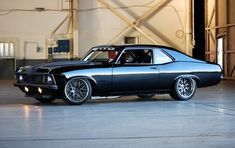 ResurreXion '72 Nova Built by Speedtech