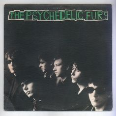 The Psychedelic Furs Their First LP   Vintage by BrothertownMusic, $12.50
