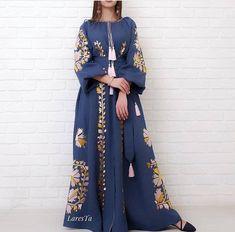 Perfect Outfit, Morrocan Dress, Boho Gown, Resort Dresses, Fantasy Dress, Linen Dresses, Retro Dress, Fashion Dresses, Loose Fit
