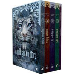 Livro - Box A Maldição do Tigre (5 Volumes) - Edição Econômica
