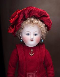 Antique Early Steiner French doll