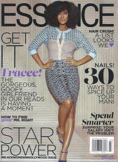Essence Magazine March 2015: Tracee Ellis Ross (via Bloglovin.com )