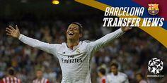 Formasi @FCBarcelona dengan @Cristiano Ronaldo http://bit.ly/1xRPhsD