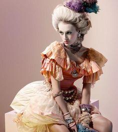Alternative Antoinette