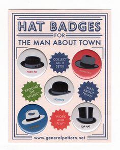 Hat badges